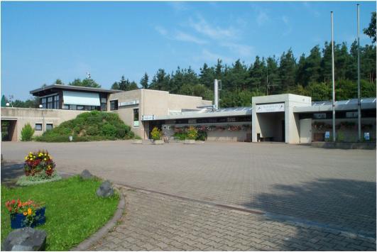 Sportzentrum Roßdorf