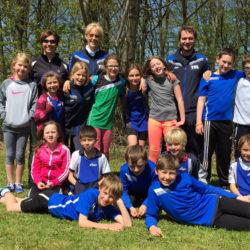Das Bergturnfest-Team der SKG