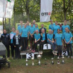 DM-Teilnehmer aus Roßdorf