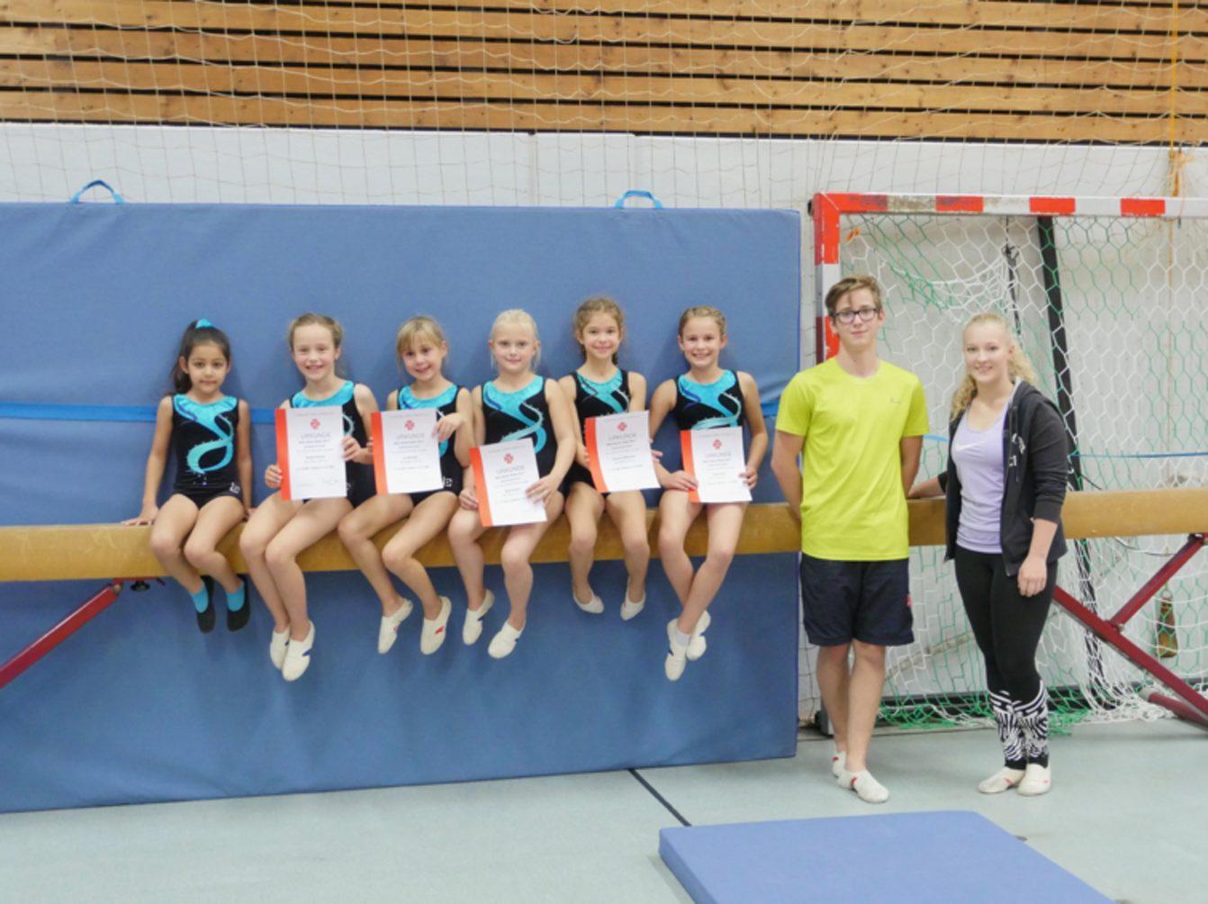 Main-Rhein-Pokal Schülerinnen Einzel
