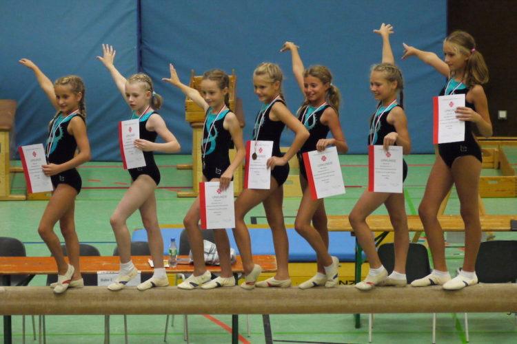Bronze beim Gau-Mannschaftswettkampf
