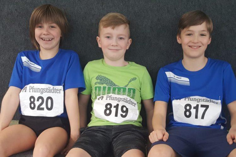 Erfolgreicher Start in die Leichtathletik Saison 2019