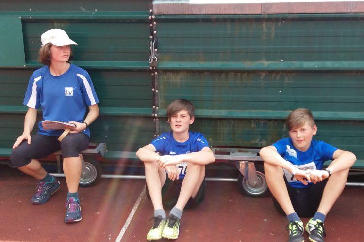 Südhessische Einzelmeisterschaften in Darmstadt
