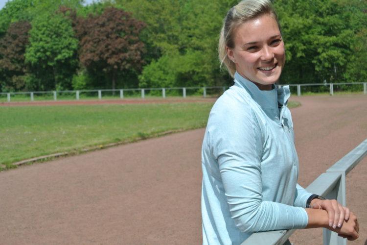 Sportabzeichen-Saison startet mit Christina Kiffe