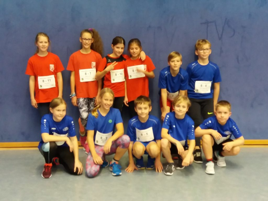 5. Wettkampf der Kinder Leichtathletik Liga (KiLa) 2019 der U12
