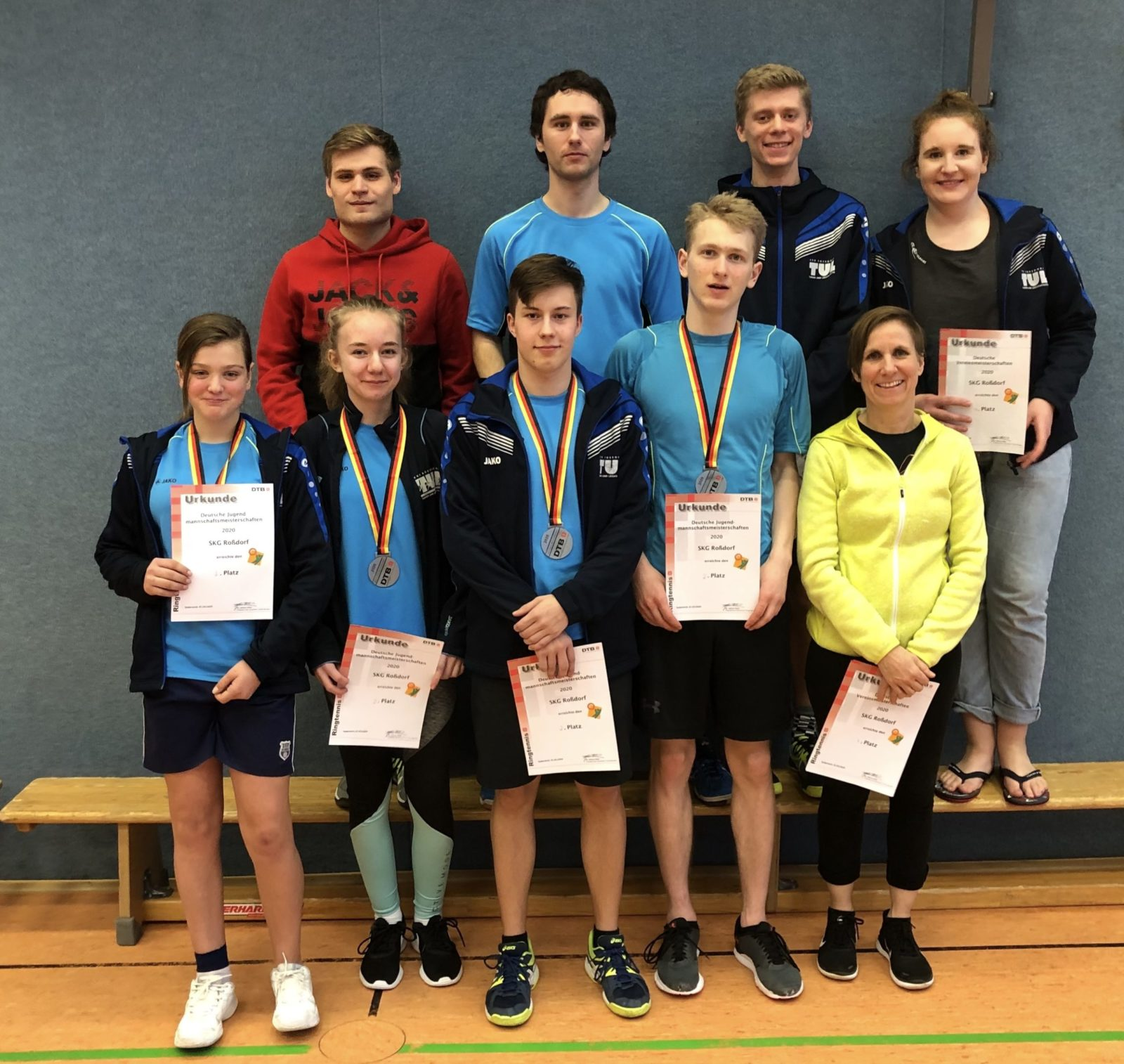 Deutsche Mannschafts- und Jugendmannschaftsmeisterschaften 2020